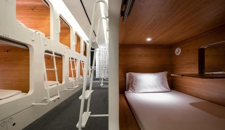 KINI Luxury Capsule Jakarta - Room