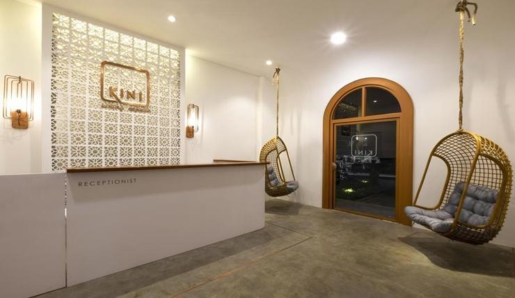 KINI Luxury Capsule Jakarta - Lobby