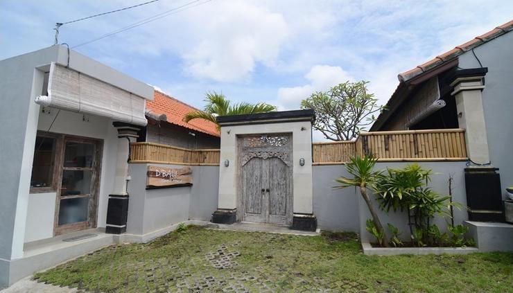 D'Bali Guest House Bali - exterior