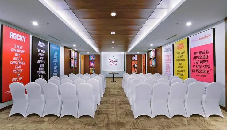 Fame Hotel Sunset Road Kuta Bali - Meeting Room