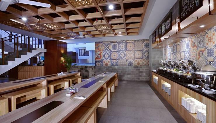 Fame Hotel Sunset Road Kuta Bali - Restaurant
