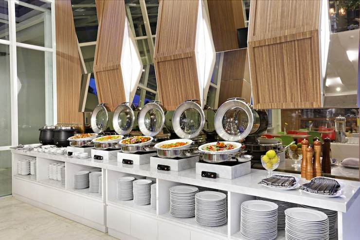 Cordela Hotel Senen - Buffet