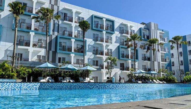 Astara Aeropolis Hotel Balikpapan Balikpapan - Facade
