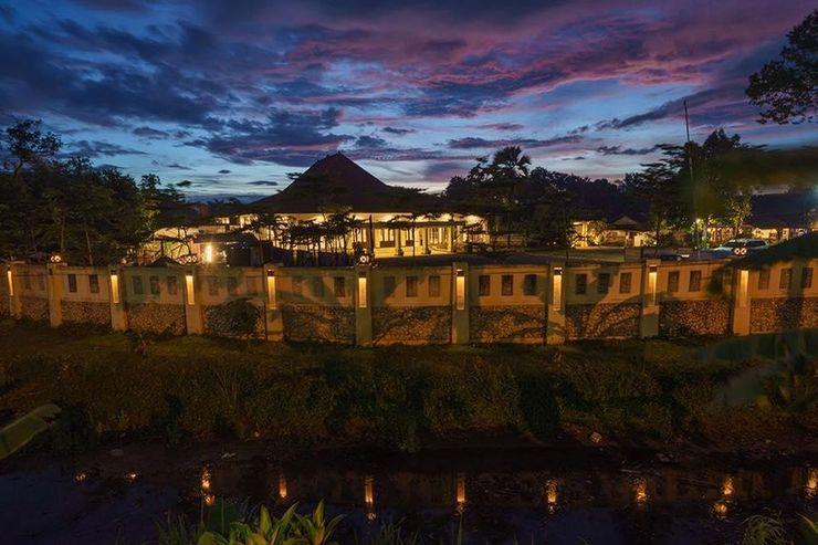 REVIVE Bogor Pendopo 45 Resort Bogor - Facade