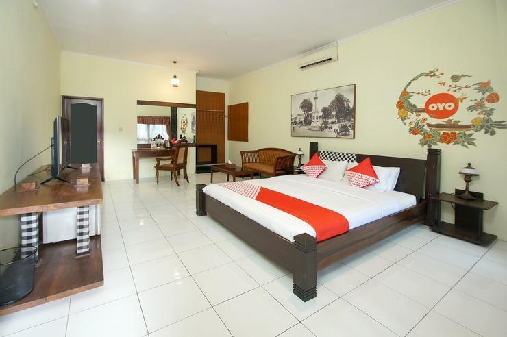 OYO 199 Rumah Palagan Guest House Yogyakarta - Bedroom
