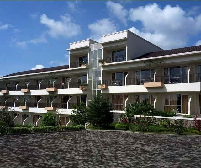 Casa Monte Rosa Hotel Cianjur - Eksterior