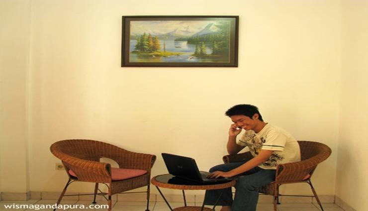 Wisma Gandapura Bandung - Interior