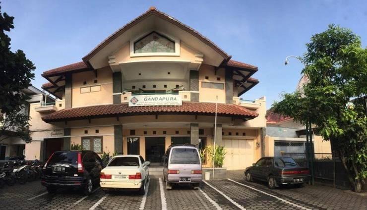 Wisma Gandapura Bandung - Exterior