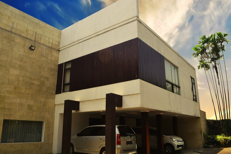 Srikandi Hotel Semarang Semarang - Bangunan