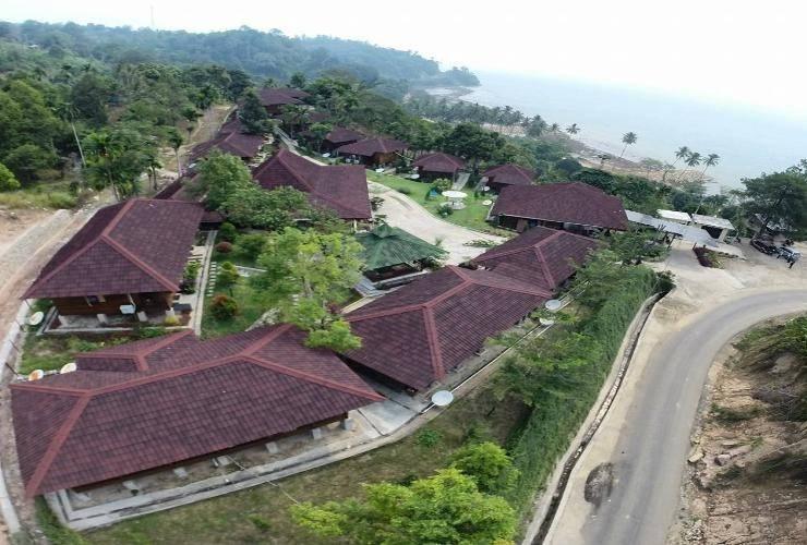 Langkisau Resort Hotel & Restaurant Syariah Pesisir Selatan - hotel