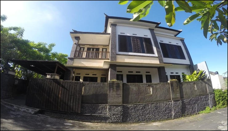 Pucuk Bali Hostel Bali - exterior