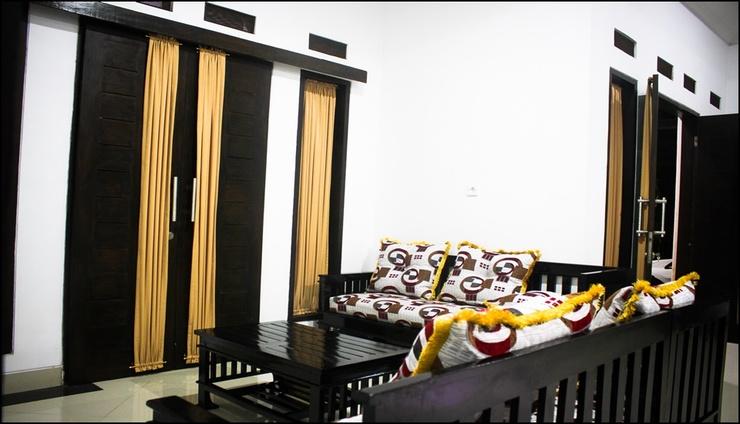 Pucuk Bali Hostel Bali - interior