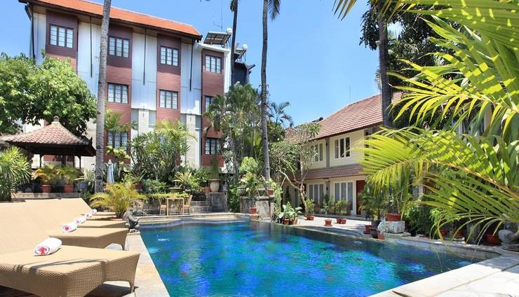 Restu Bali Hotel Bali - Swimming Pool