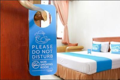 Airy Cicendo Otten 28 Bandung - Door Hanger