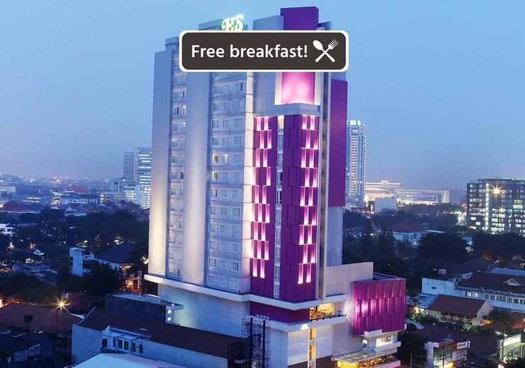 Hotel Santika Premiere Gubeng Surabaya - Appearance