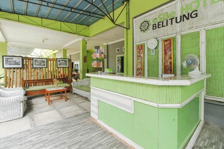 RedDoorz Syariah @ Jalan Sudirman Belitung Belitung - Interior
