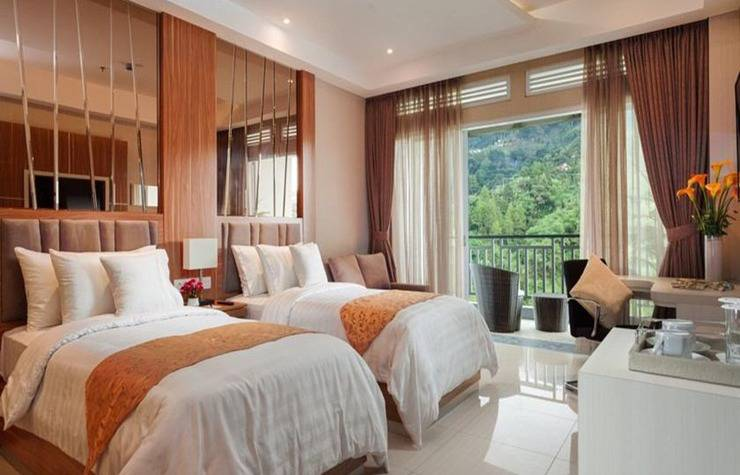 Le Eminence Puncak Hotel Convention & Resort Cipanas - Guest room