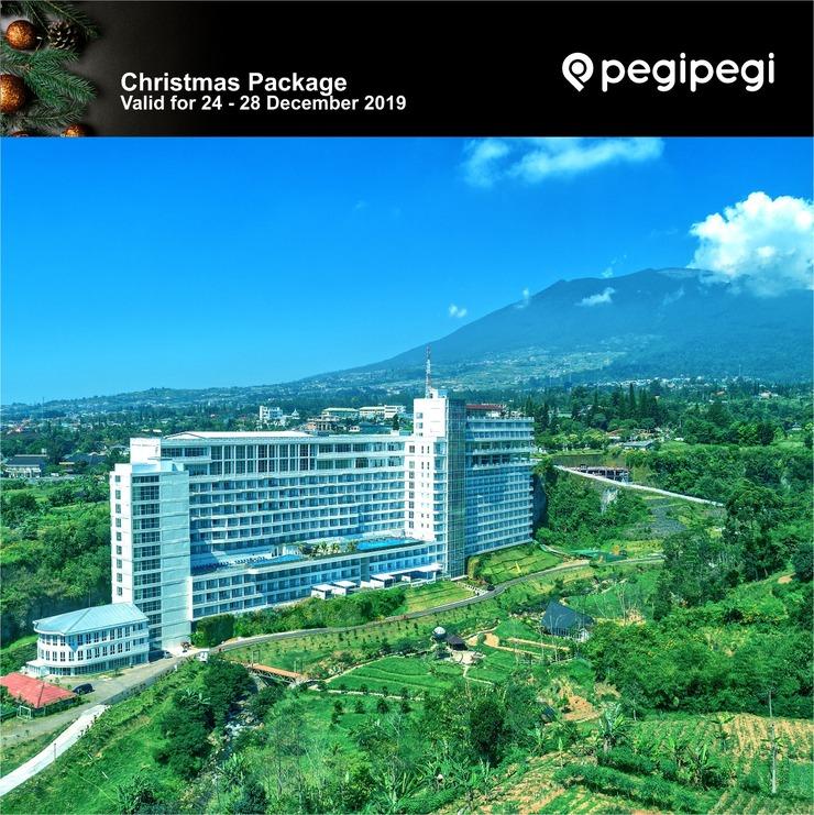 Le Eminence Puncak Hotel Convention & Resort Cipanas - property