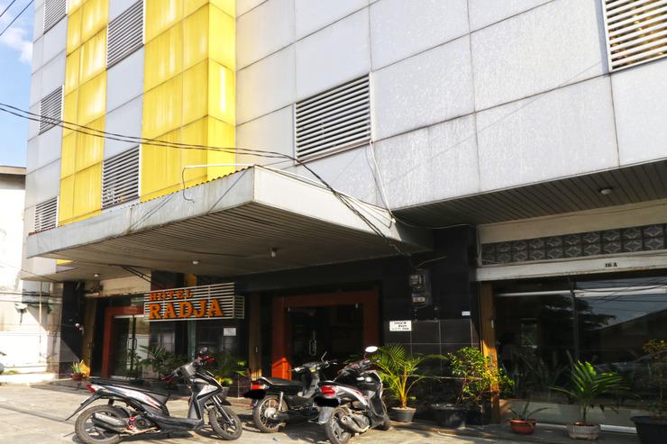 Hotel Radja Pekanbaru - Exterior