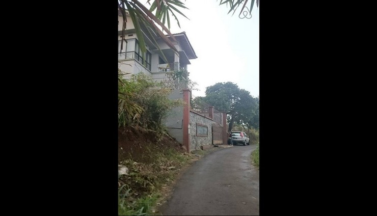 Villa Padasuka Raisa Bandung - Exterior