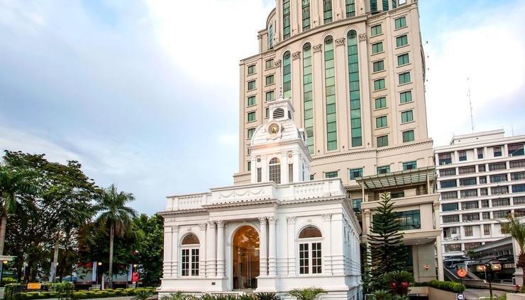 Grand Cityhall Hotel & Serviced Residences Medan Medan - Facade
