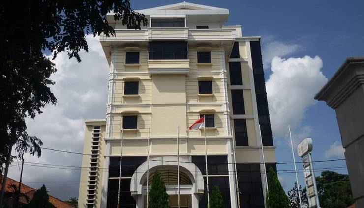 NIDA Rooms Pangkal Pinang Jendral Sudirman 6526 Bangka - Eksterior