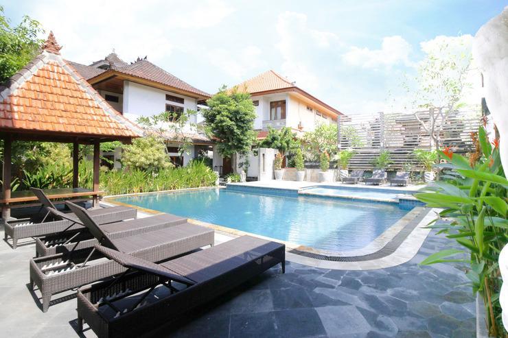 Airy Raya Legian 120 Kuta Bali - Pool