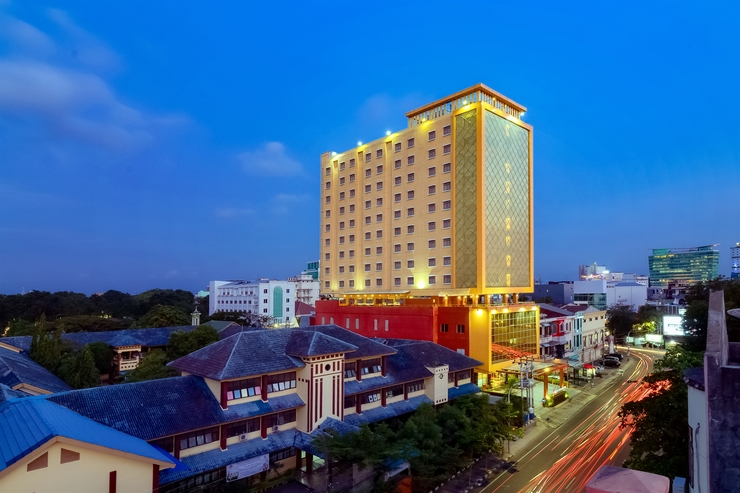 Best Western Plus Makassar Beach Makassar - Hotel Best Western Plus Makassar Beach