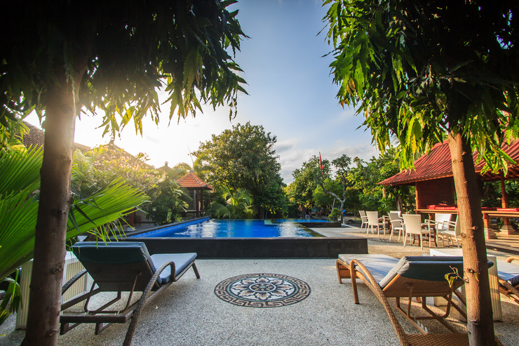 Komala Indah I Kuta Bali - Outdoor Pool