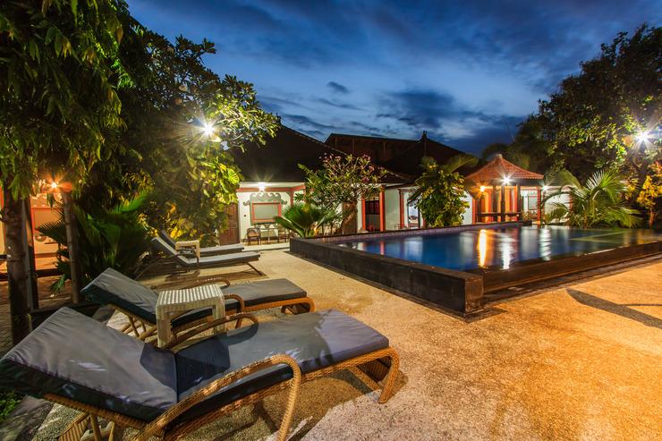 Komala Indah I Kuta Bali - View