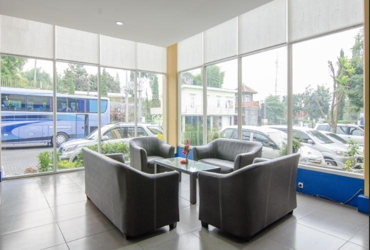 Pondok Jatim Park Malang - Lobby