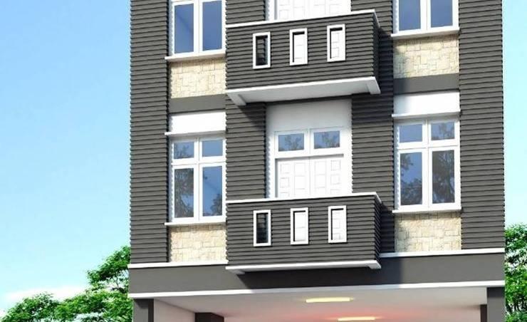 O2 Residence Luxury Medan - Eksterior
