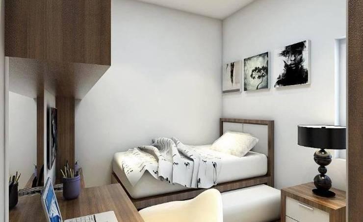 O2 Residence Luxury Medan - Kamar tamu
