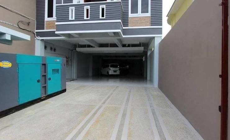 O2 Residence Luxury Medan - Tampilan Luar Hotel