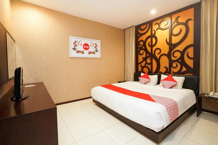 OYO 252 istana permata ngagel Surabaya - Bedroom