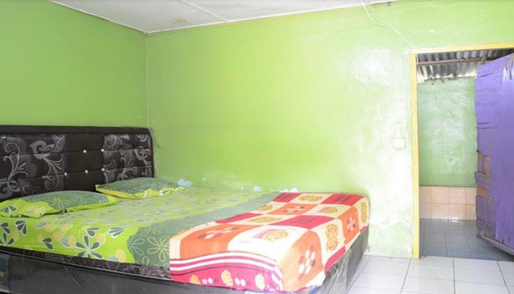 Uncle Jack Beach Homestay 2 Padang - Bedroom