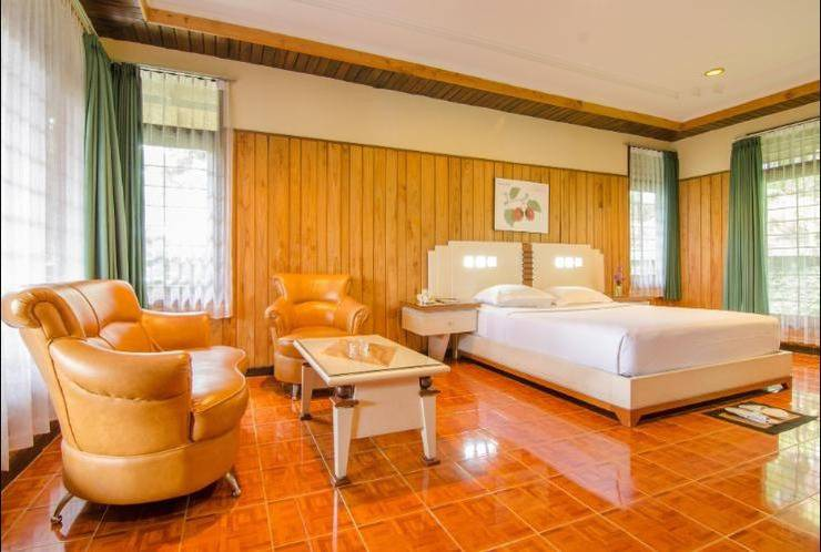 Kusuma Agrowisata Batu - Rooms