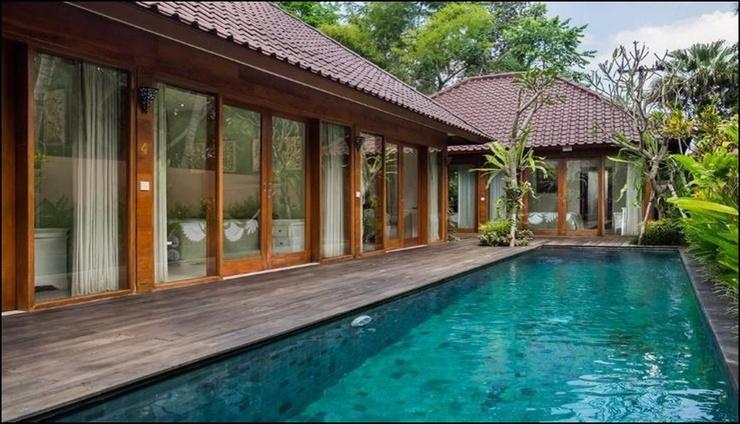 Gekkos Ubud Bali - pool