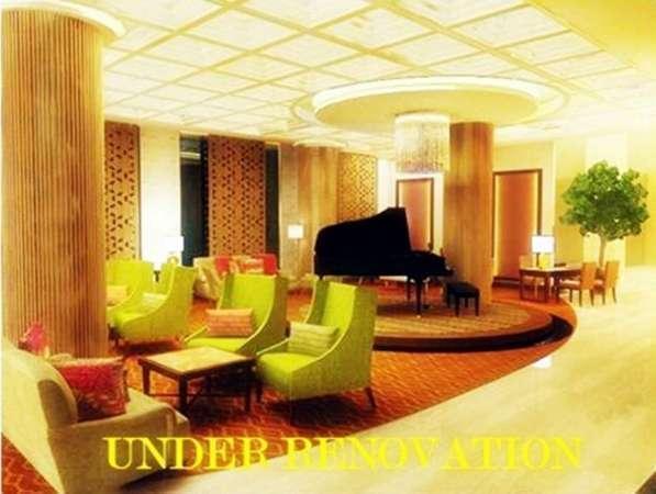 Emerald Garden Hotel Medan - Lobi utama