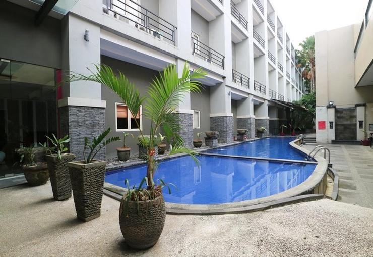 Grand Lifestyle Hotel Bali - Pool