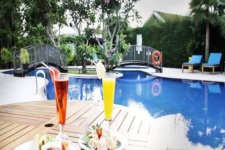 LPP Garden Hotel Yogyakarta - Makanan dan Minuman