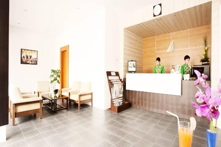 LPP Garden Hotel Yogyakarta - Resepsionis