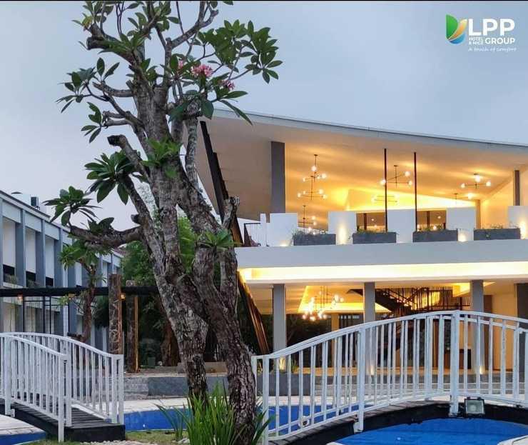 LPP Garden Hotel Jogja - Exterior