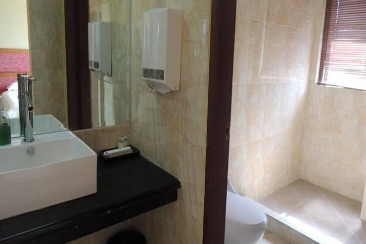 Green Wattana Hotel Sentul - Kamar mandi