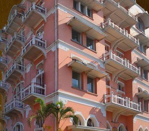 Hotel Niagara Malang - bangunan