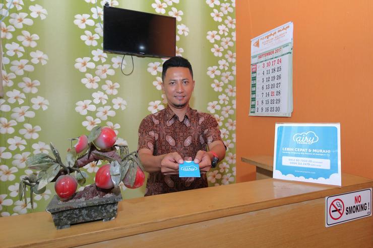 Airy Condong Catur Anggajaya Dua 110A Yogyakarta - Reception