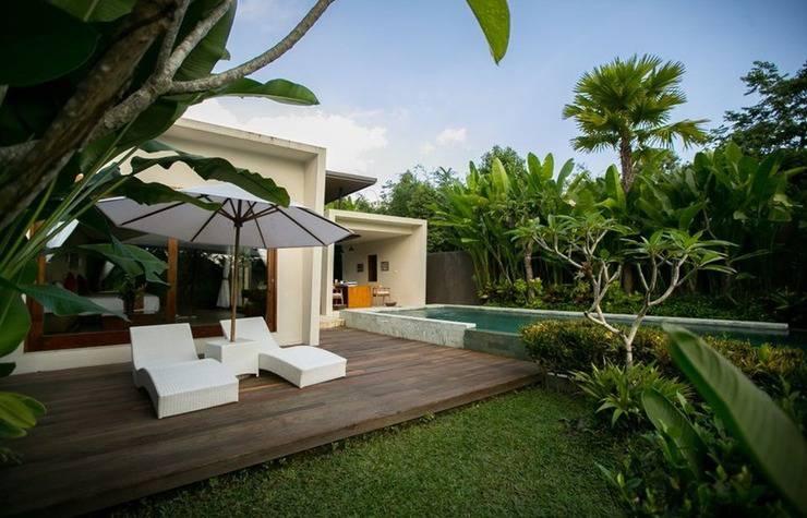Senetan Villas & Spa Resort Bali - Eksterior
