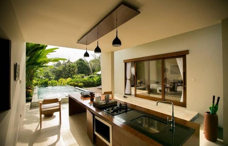 Senetan Villas & Spa Resort Bali - Dapur