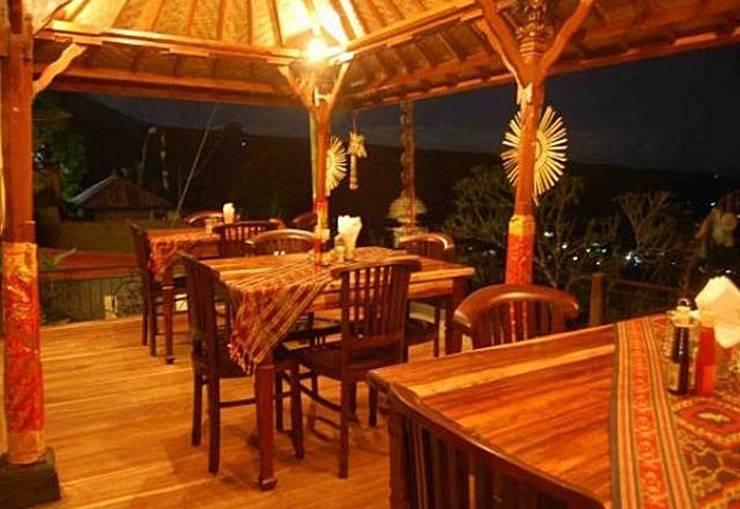 Aditya Home Stay Bali - Ruang makan