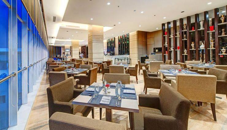 Melia Makassar - Merkado Restaurant